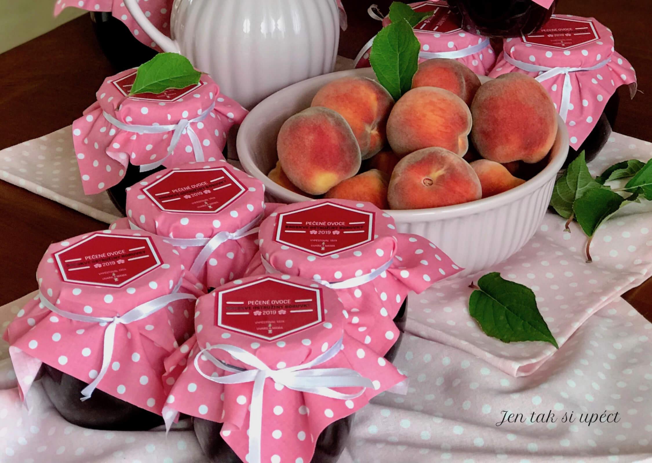 Pečené ovoce Jen tak si upéct