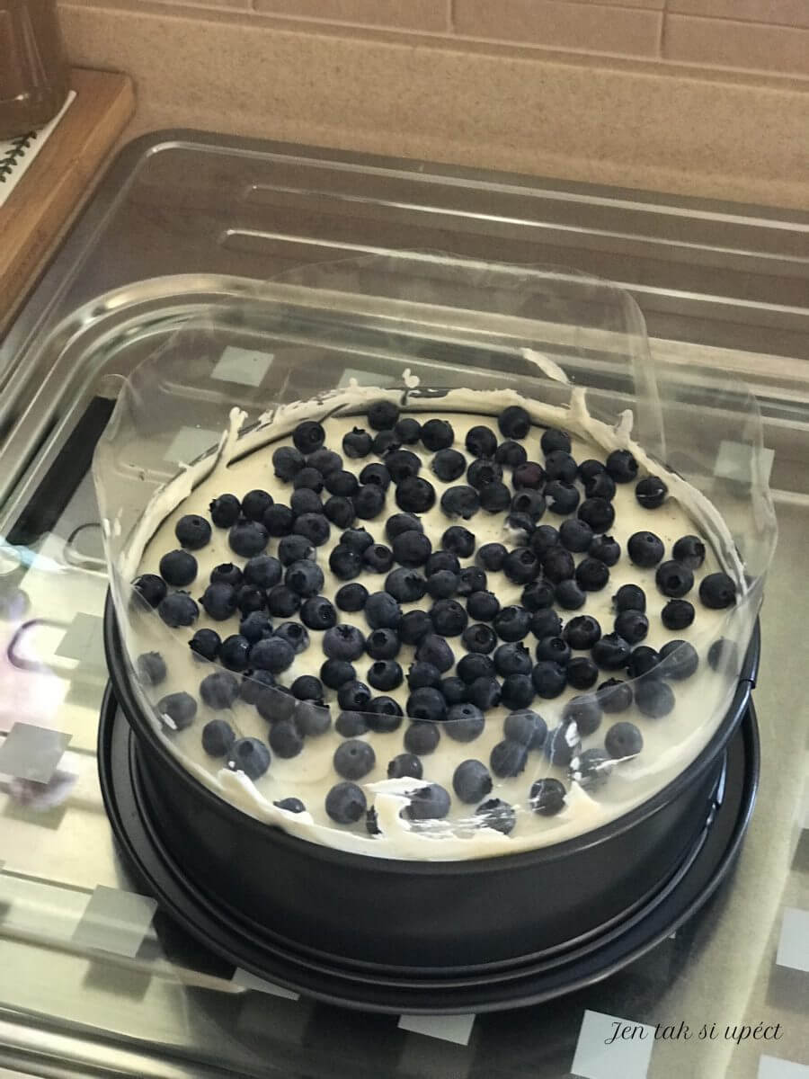 Čokoládový dort plnění 4