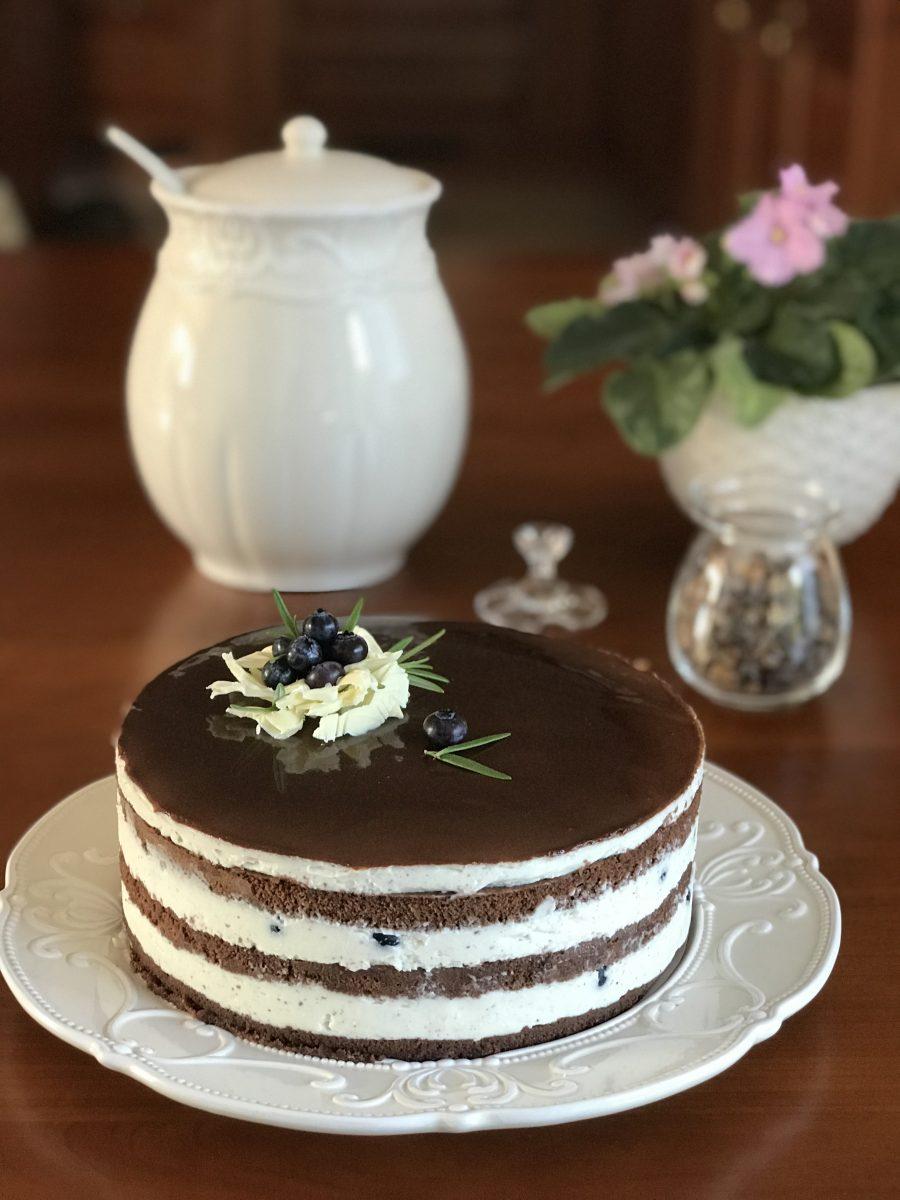 Čokoládový dort závěr 1