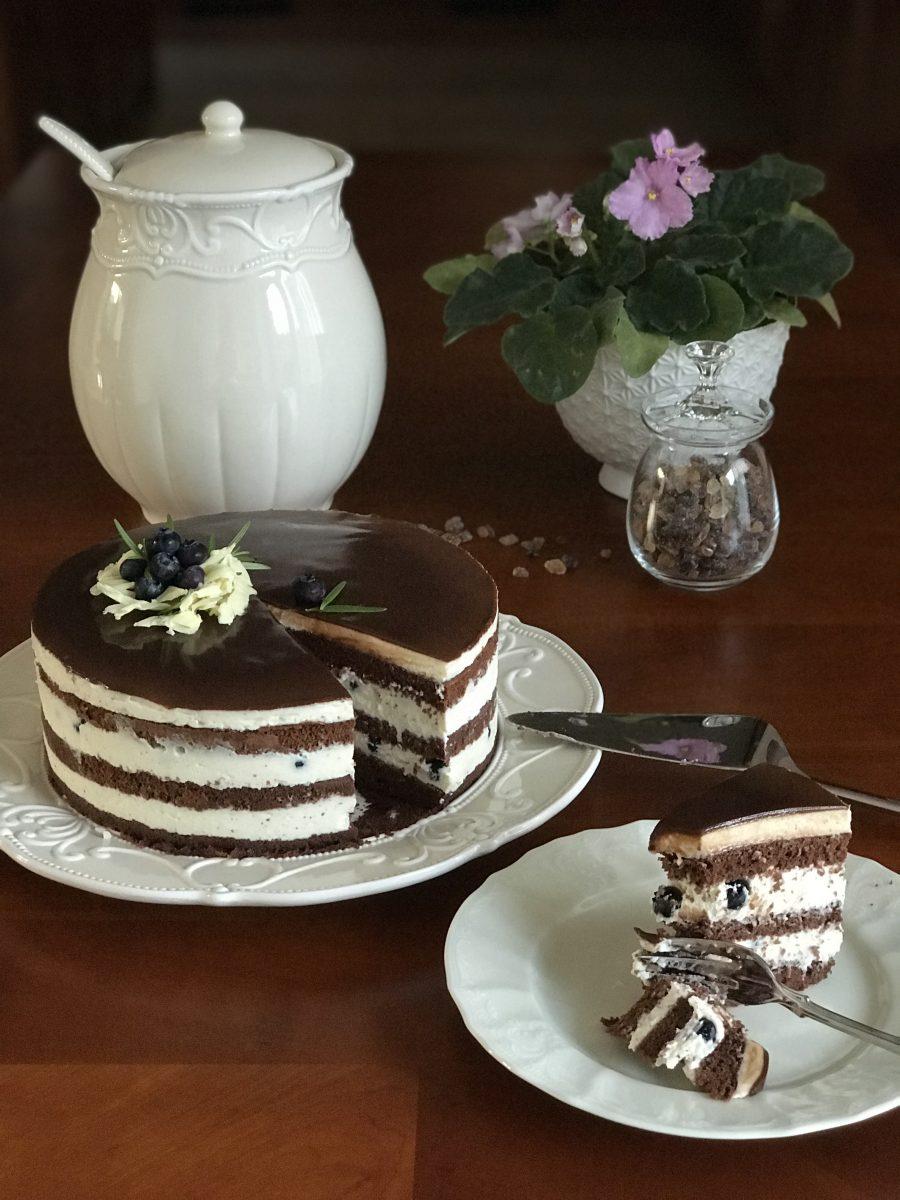 Čokoládový dort závěr 2