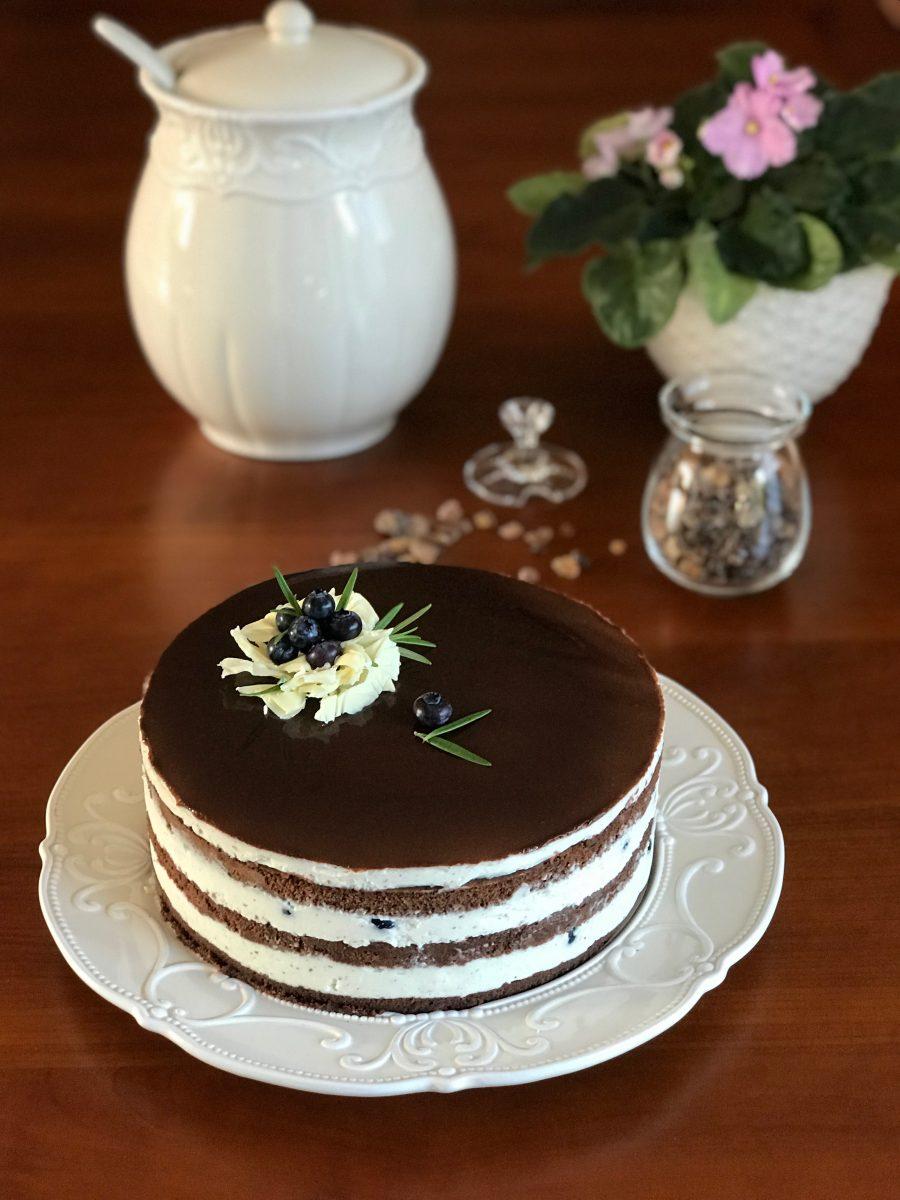 Čokoládový dort závěr 3