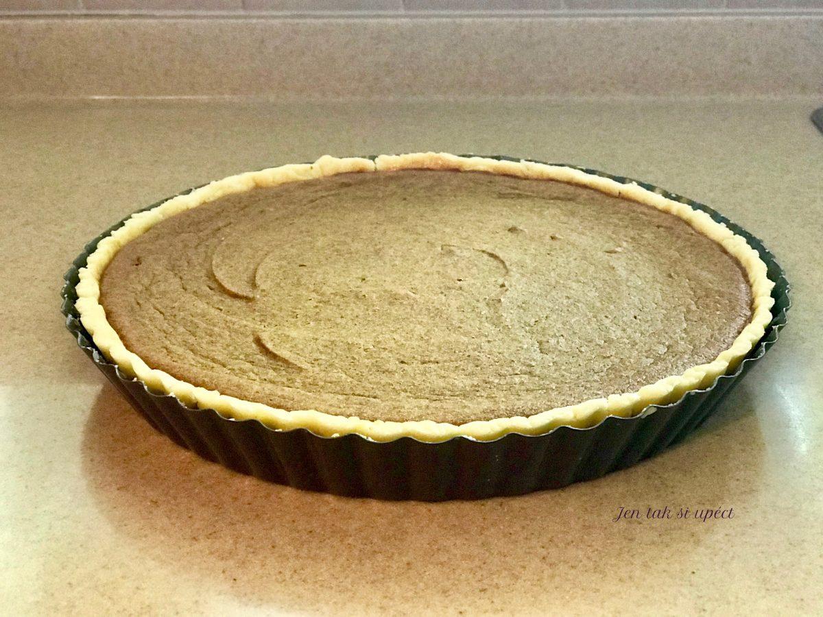 Pumpikin pie upečený koláč