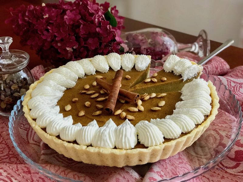 Pumpkin pie závěr