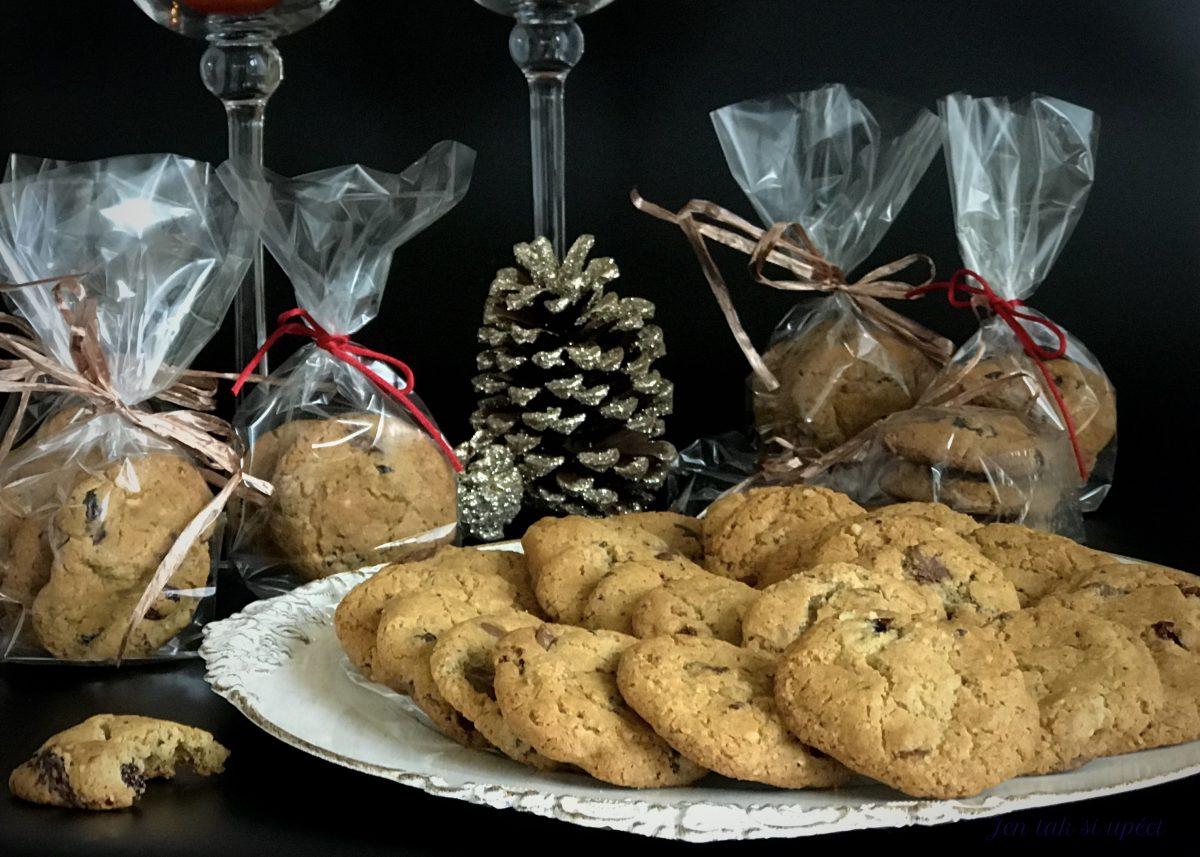 Mikolášské cookies pilot
