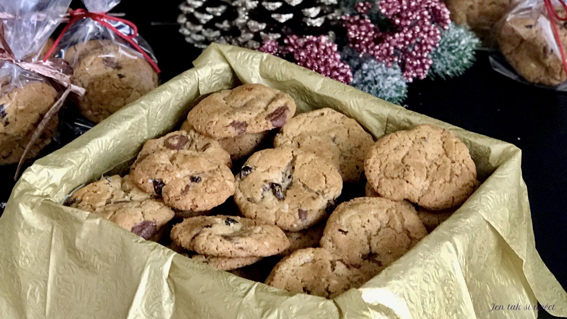 Mikolášské cookies úvod
