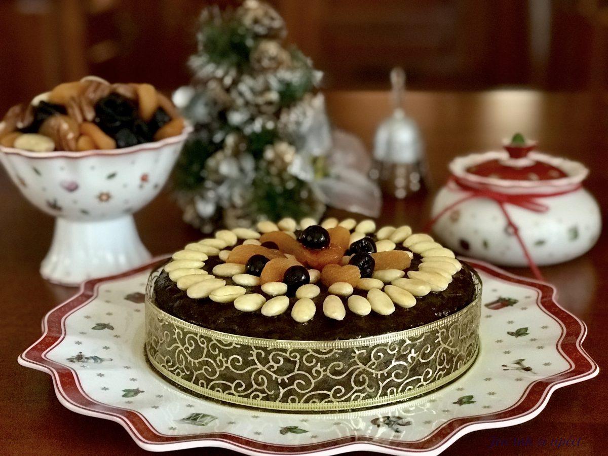 CHristmas cake pilot