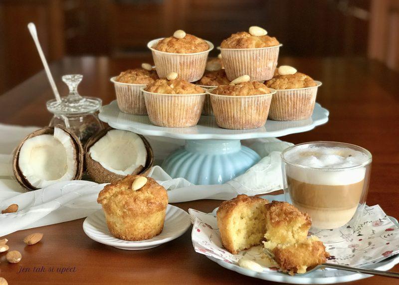 Muffin rafaelo úvod