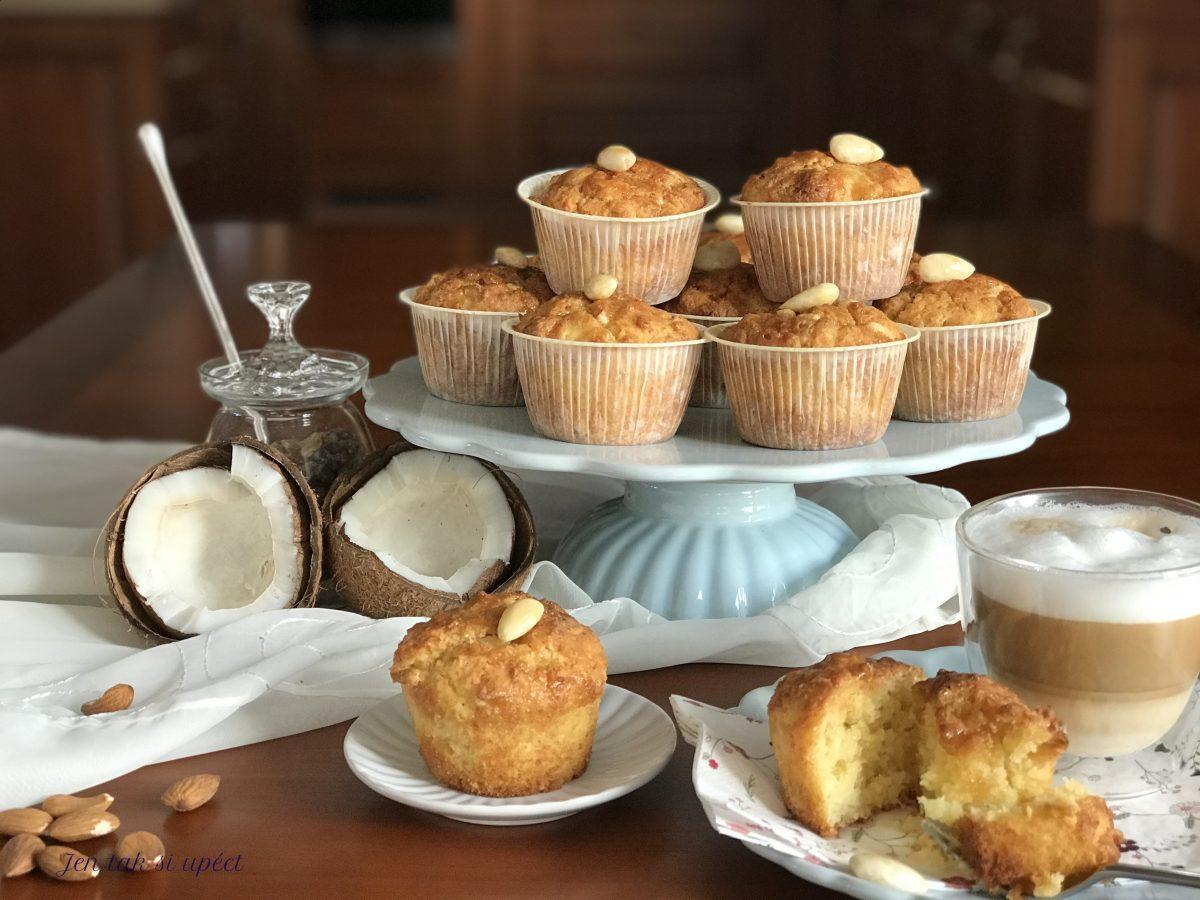 Muffin rafaelo závěr 1