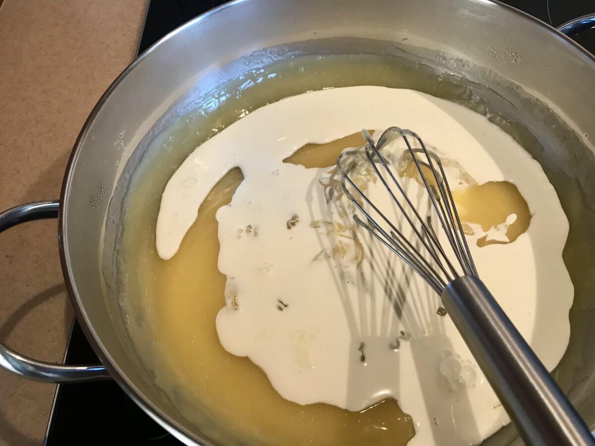 výroba citrónového krému5