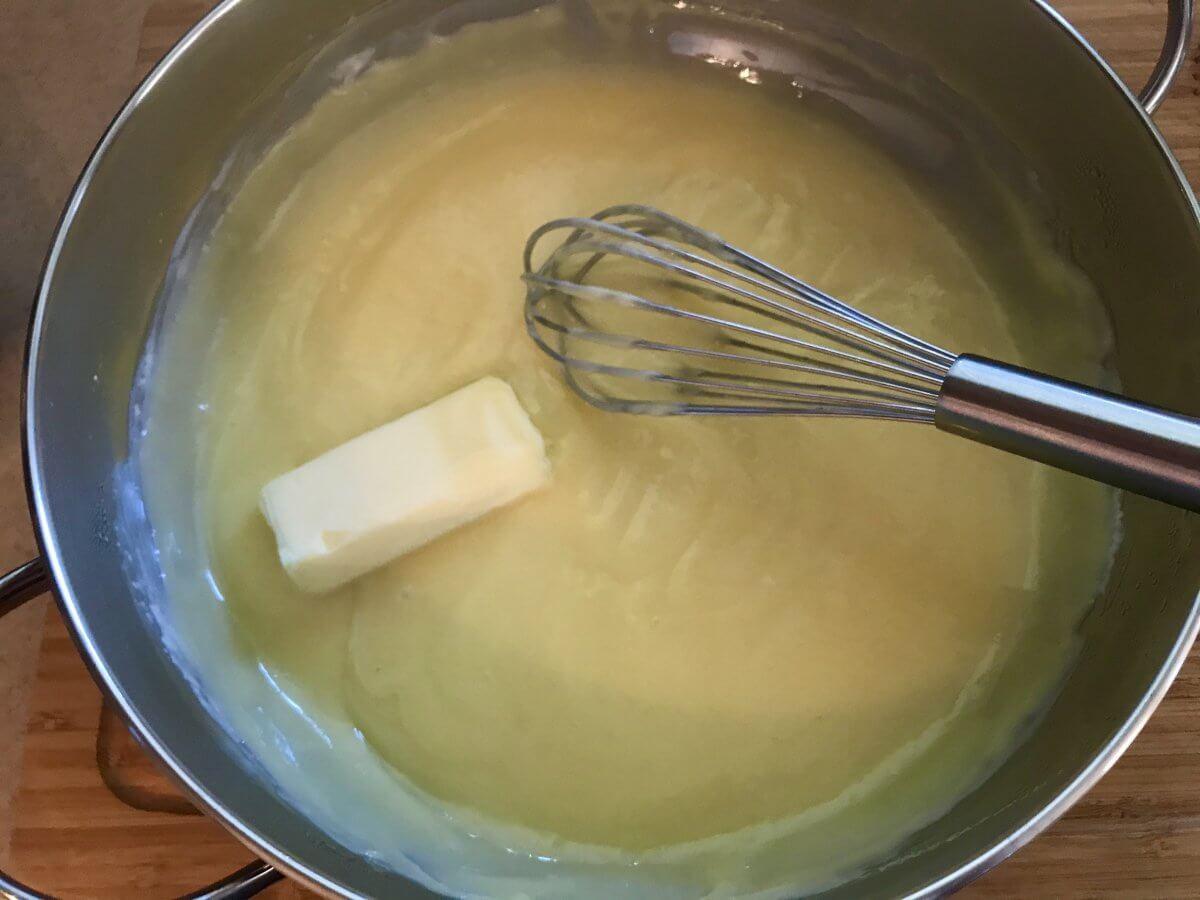 výroba citrónového krému6