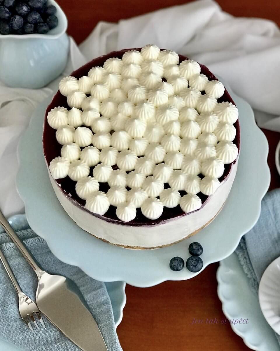 Vanilkový dort závěr1