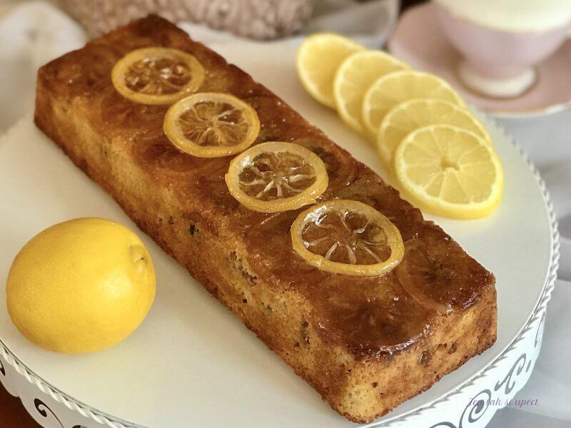 citronový chlebíček úvod